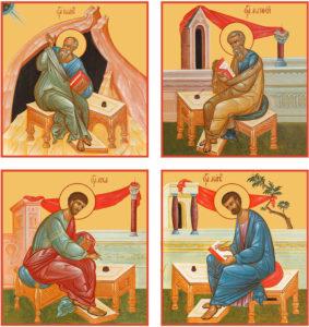 Четыре евангелиста