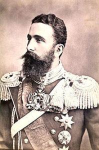 Князь Александр Баттенберг