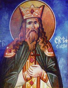 Король Стефан Бранкович