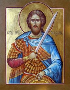 Максим Антиохийский воин