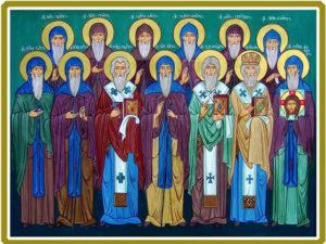 Основатели грузинского монашества